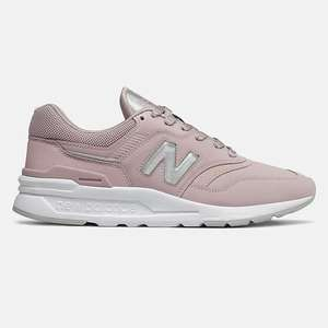 New Balance Dames 997H Space Pink