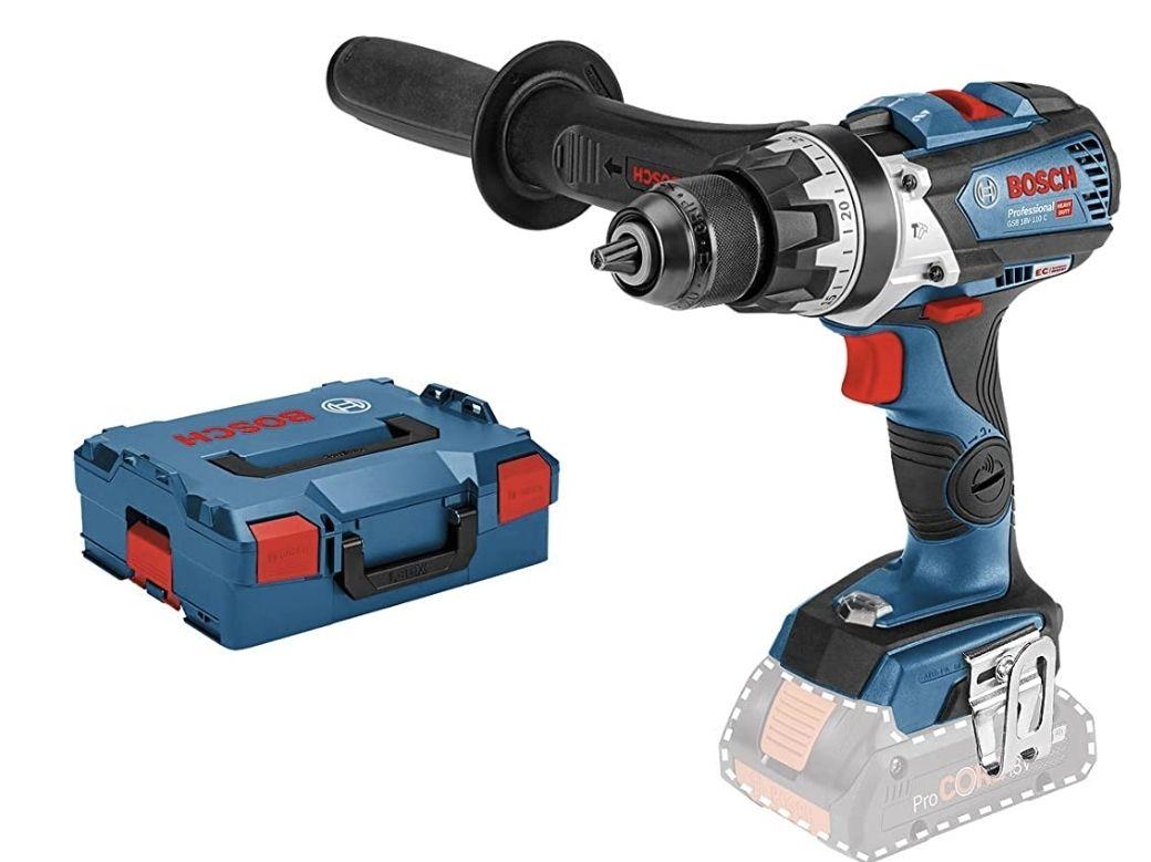 Bosch professional GSB 18v 110c