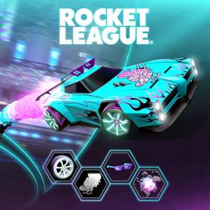 Gratis Rocket League – PlayStation Plus-Pakket