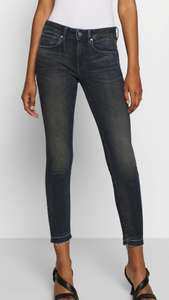 G-Star 3301 MID SKINNY ANKLE - Dames Jeans Skinny Fit