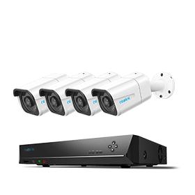 Reolink RLK8-800B4 PoE 4K 8MP Camerasysteem voor €461,99 @ Reolink