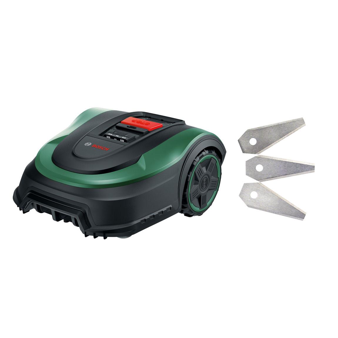 Bosch Indego M+ 700 Robotmaaier + extra messen €864 voor na cashback @ tink