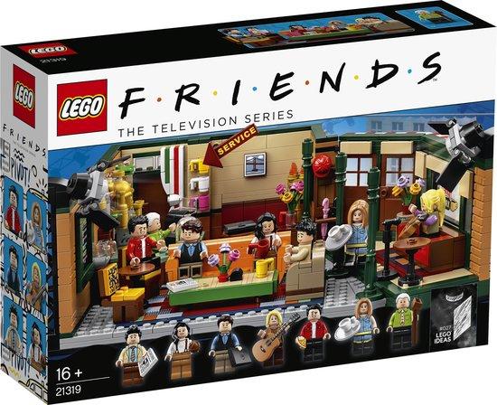 LEGO Ideas Friends Central Perk - 21319 bij Bol.com