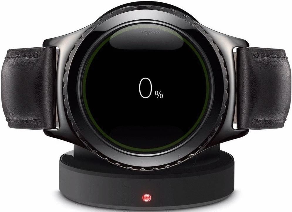€70 'kassakorting' op een  Samsung Gear S2 smartwatch @Bol.com