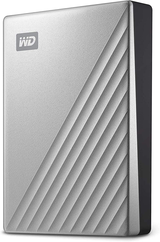 WD My Passport Ultra 2TB Silver @Amazon.nl en @Coolblue