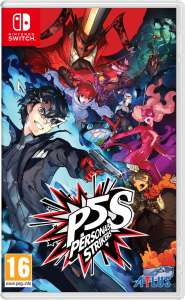 Persona 5 Strikers Switch of PS4 voor €27,83 met code
