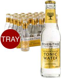 Fever Tree Premium Indian tonic tray 24 stuks