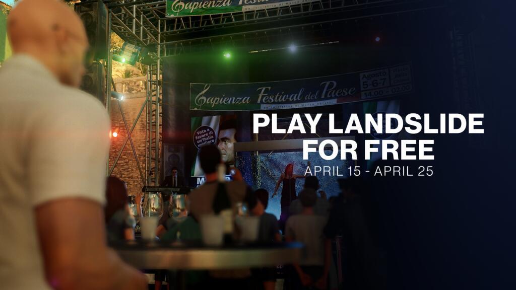 Hitman 3 Landslide missie gratis speelbaar in starter pack