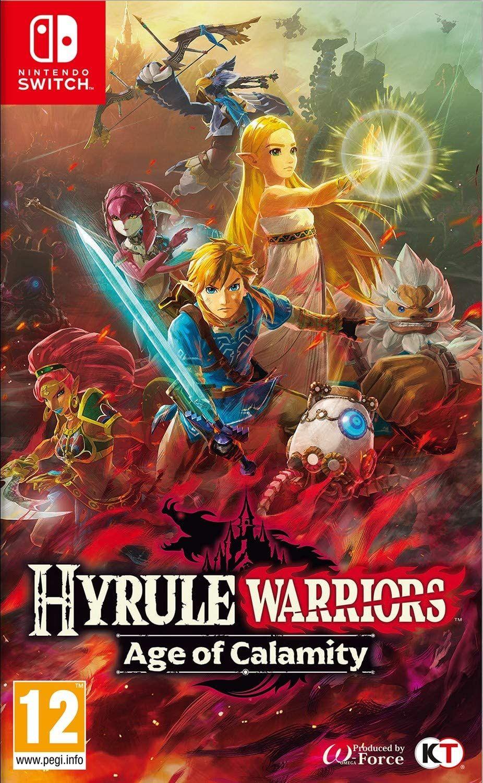Hyrule Warriors: Age of Calamity (Nintendo Switch) @Amazon / Bol / MM