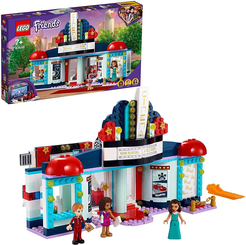 LEGO 41448 Friends Heartlake City Bioscoopbioscoopset met Telefoonhouder