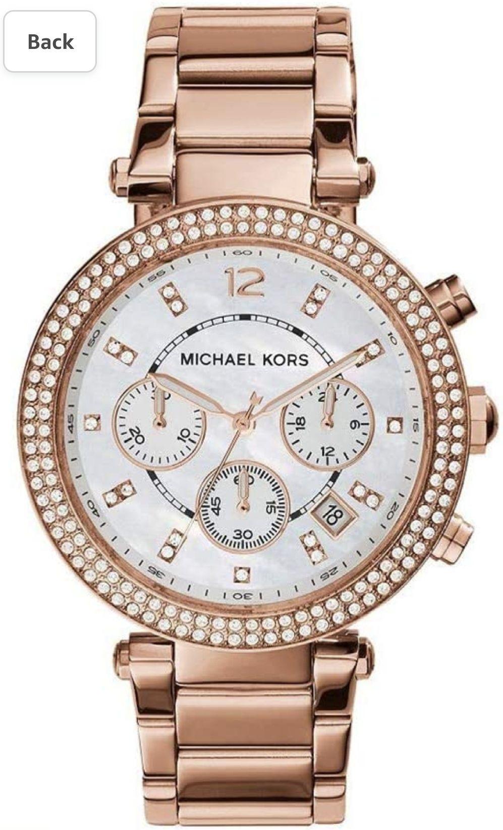 Moederdag horloge! MK5491