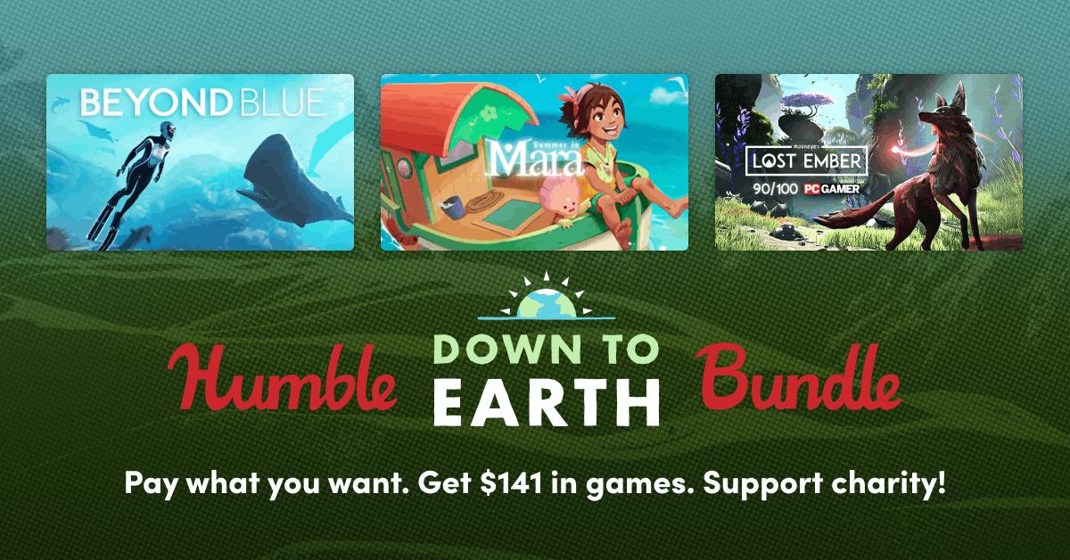 Humble Down to Earth Bundle