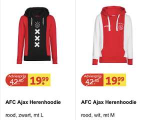 Ajax hoodies en t-shirts