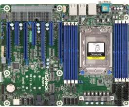 EPYC (pro) RACK Serverboard van Asrock EPYCD8-2t SP3