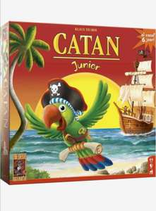 Catan junior bordspel (DagDeal)