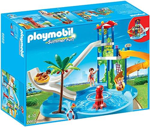 Playmobil 6669 Waterpretpark met glijbanen voor €23,92 @ Amazon.de