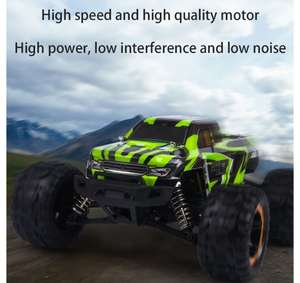 SG 1601 2.4G 1/16 Brushless RC Car High Speed 45km/h