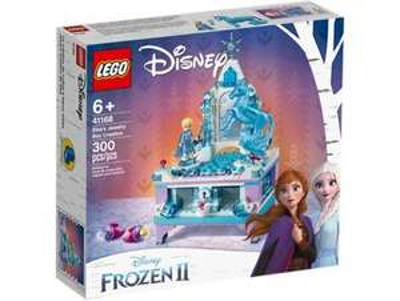 Lego Disney Frozen Lego Disney Frozen Elsa'S Sieradendooscreatie - 41168