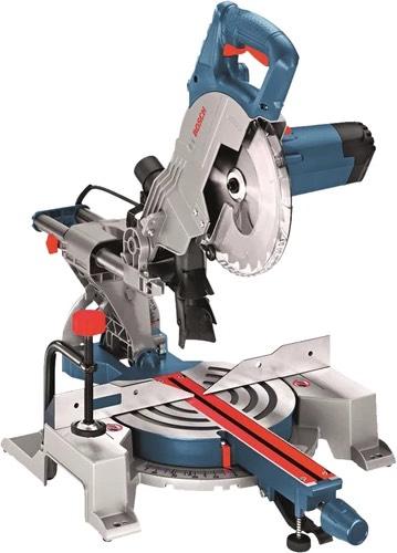 Bosch Professional Afkortzaag GCM 800 SJ @ Amazon