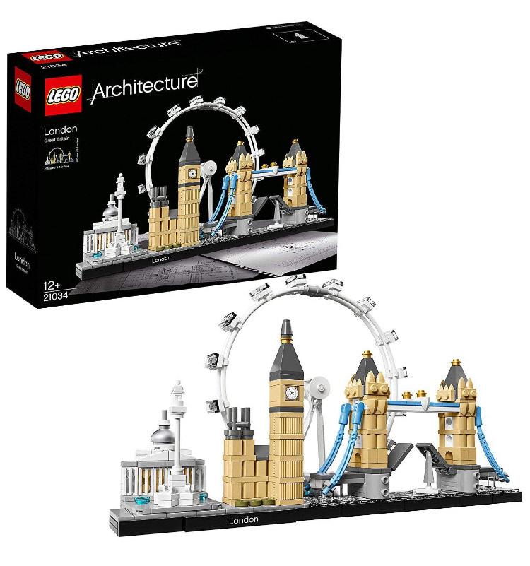 LEGO 21034 - Skyline London