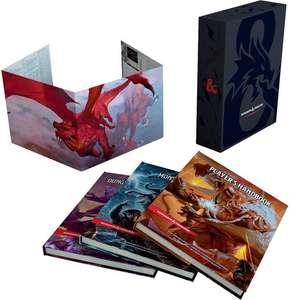 Dungeons and Dragons - Core Rulebook Gift Set
