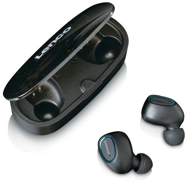 Lenco EPB-410 True Wireless In-Ear Oordopjes @ Amazon.nl