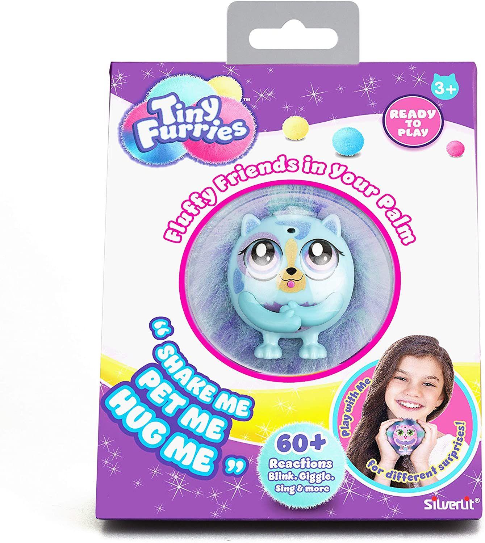 Silverlit 83690 Sl83690 Tiny Furries, Meerkleurig