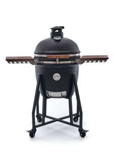 Grizzly Grills Kamado Elite Large - Houtskoolbarbecue - ø46 cm - 15% korting op alle Grizzly Grills