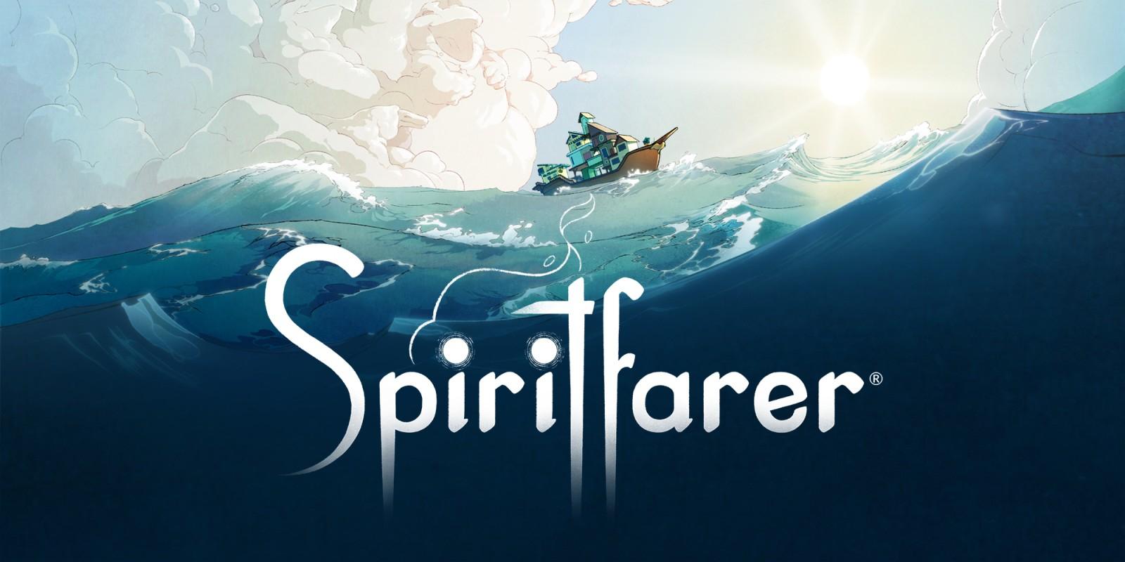 Spiritfarer - Nintendo Switch eshop