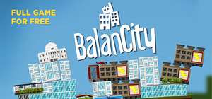 [PC] Gratis game - BalanCity - Indie game
