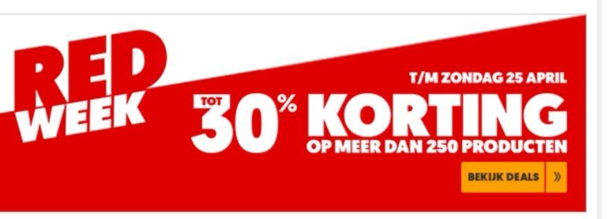Mediamarkt red week!