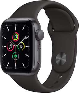 Apple Watch SE (40/44 MM) zwart, wit en roze