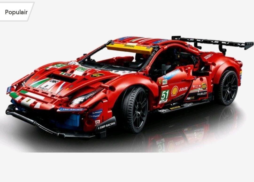 Lego Technic Ferrari 488 GTE - 42125