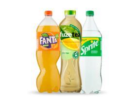 Gratis bezorging bij 3 flessen of pakken én 2+1 gratis @ Coöp (week 16)