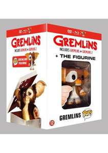 Gremlins collection (Blu-ray) + the Figurine