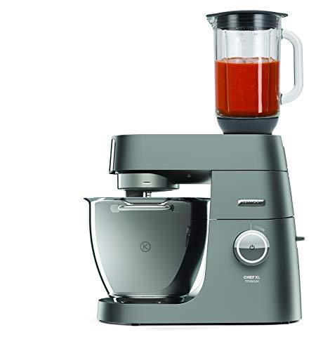Kenwood KVL8320S keukenmixer + blender