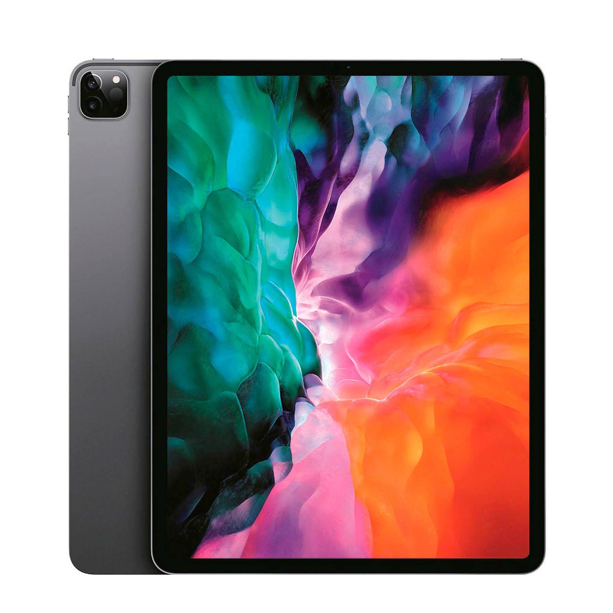 Apple WiFi 256 GB (Space Grey) iPad Pro 12.9 inch (2020) €879 met €51 extra korting via Wissel/CashbackXL Wehkamp cadeaubon