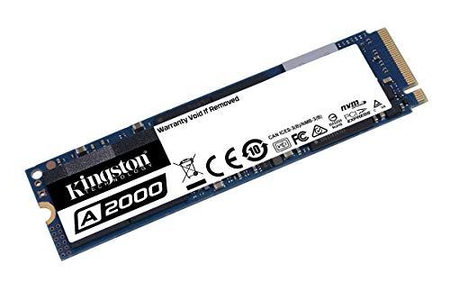 Kingston A2000 SSD NVMe PCIe M.2 2280 1TB