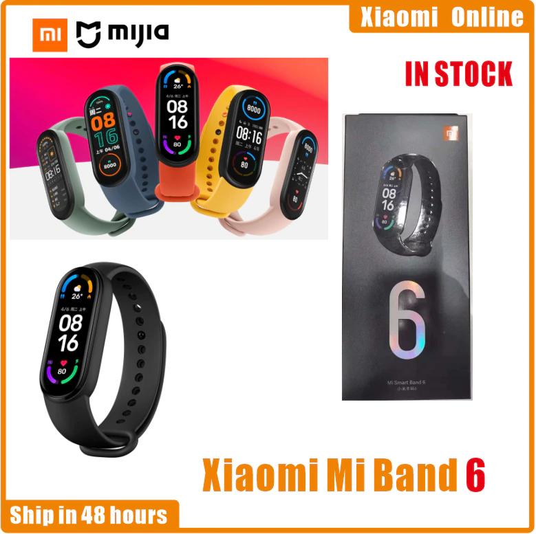 Xiaomi Mi Band 6 - CN Versie @ Aliexpress.com