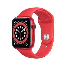Apple Watch Series 6 (44mm) Rood