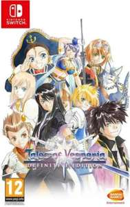 Tales of Vesperia Definitive Edition voor Nintendo Switch (Digitale versie)