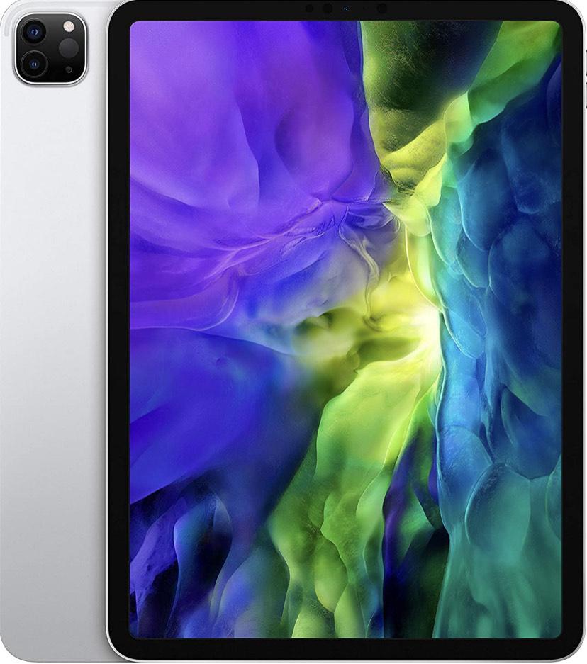 Apple iPad Pro (11‑inch, 2e generatie, Wi-Fi, 256 GB) - Zilver (2020)