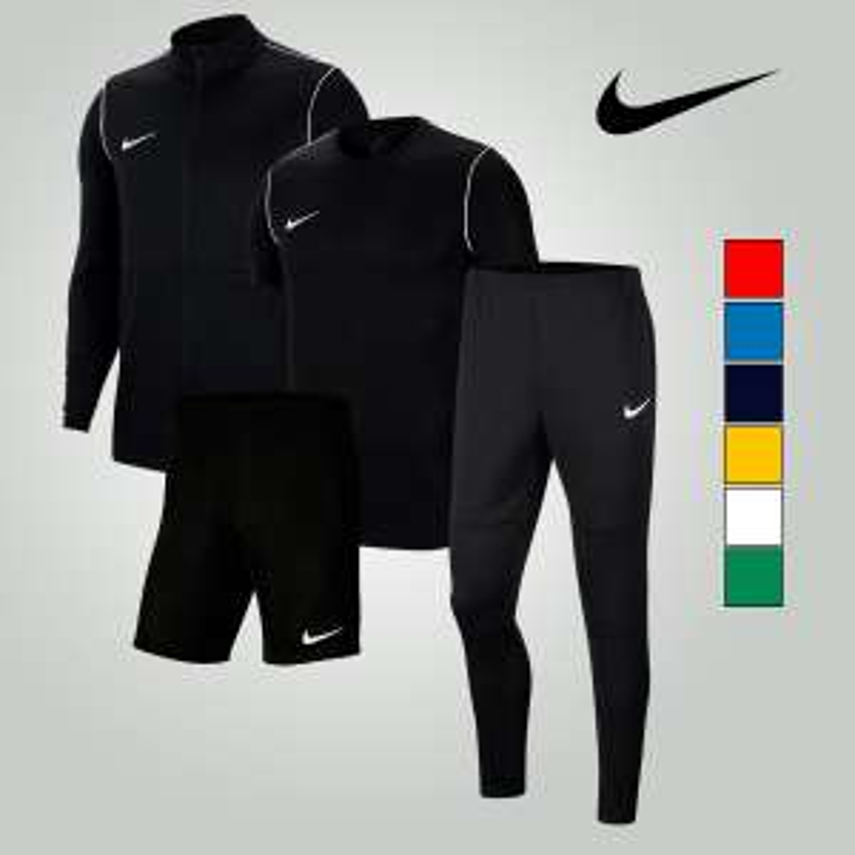 Nike Park 20 4-delige sportset - Mix & Match
