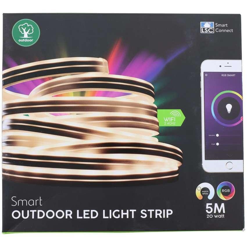 Smart home buitenlampen @ Action (werkt met Amazon Alexa en Google Assistant)