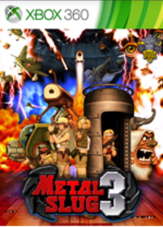 Metal Slug 3 XBOX Gratis