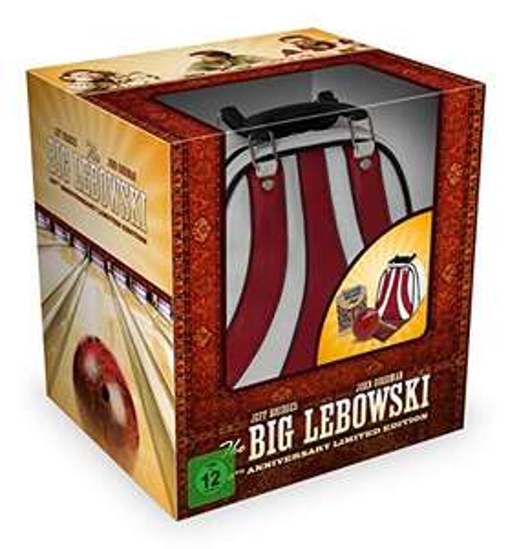 The Big Lebowski 20th Anniversary Limited Edition