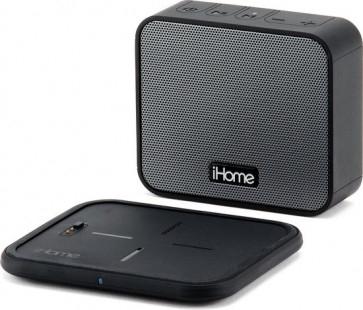 iHome iBTW88 Draagbare Bluetooth-luidspreker met draadloze snellaadfunctie