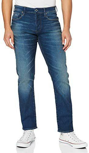 G-STAR RAW Men's 3301 Straight Classic Jeans