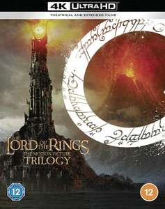 Lord of the Rings Extended editie 4K UHD