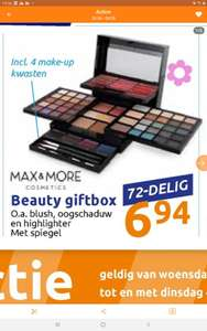 Moederdag beauty giftbox @action